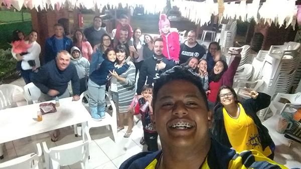 Mais uma Festa Julina na Colônia da APCEF, agora em Suarão