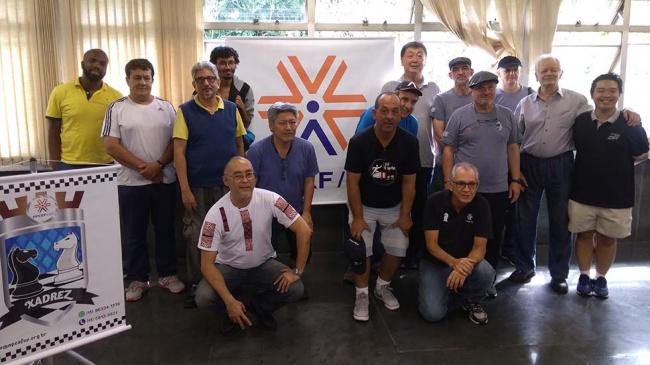 APCEF realiza Torneio Estadual de Xadrez Pensado