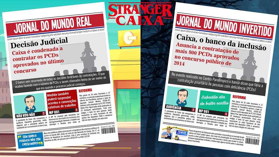 Banco recorre de ação que exige o cumprimento de lei de cotas de PCDs