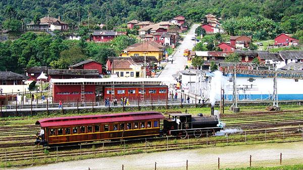 #APCEF Indica Vila de Paranapiacaba