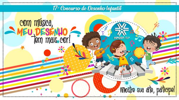 Últimos dias para participar do Concurso de Desenho Infantil