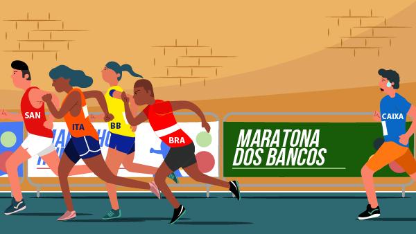 Ação de Paulo Guedes pode prejudicar competividade da Caixa