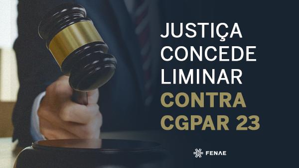 Saúde Caixa: Justiça concede liminar contra CGPAR 23