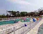 Inauguração da piscina da Subsede de Bauru
