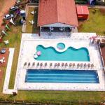 Inauguração do complexo de piscinas na Subsede de Bauru