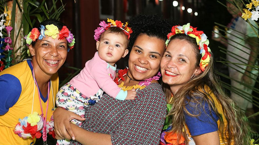 Ainda há vagas para a Festa do Havaí na Colônia de Suarão