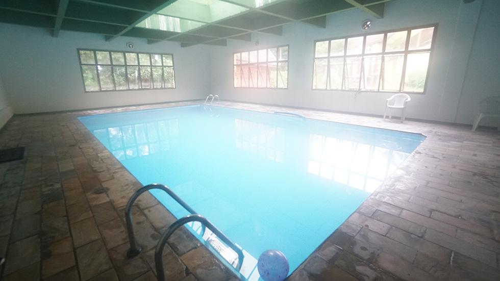 Unidade de Campos fica sem piscina aquecida nesta semana