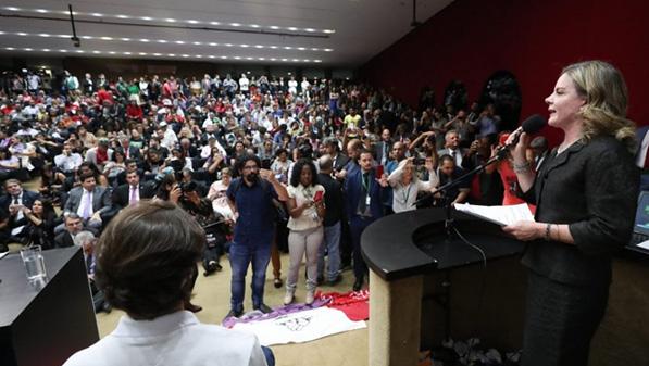 Frente Parlamentar Mista é lançada na Câmara dos Deputados, em Brasília
