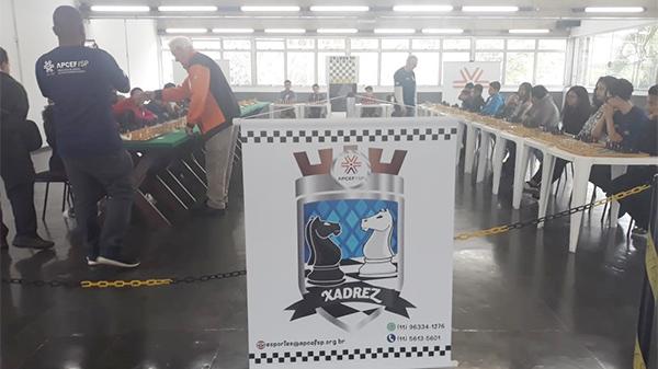 APCEF Cidadã amplia projeto de xadrez para escola pública