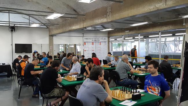 "1º Campeonato de Xadrez ""Luiz Gushiken"" acontece dia 5"