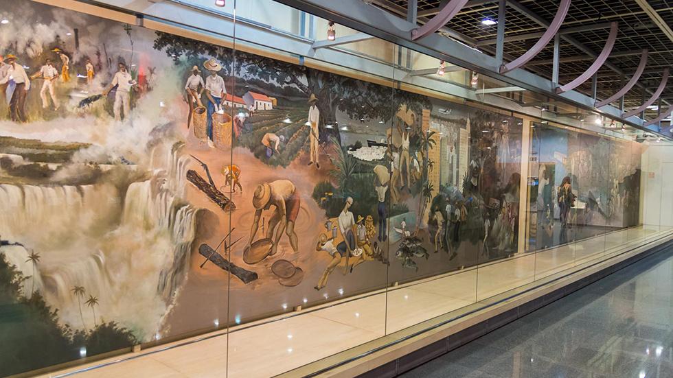 Passos da Cultura leva você ao Museu da Imigração Japonesa