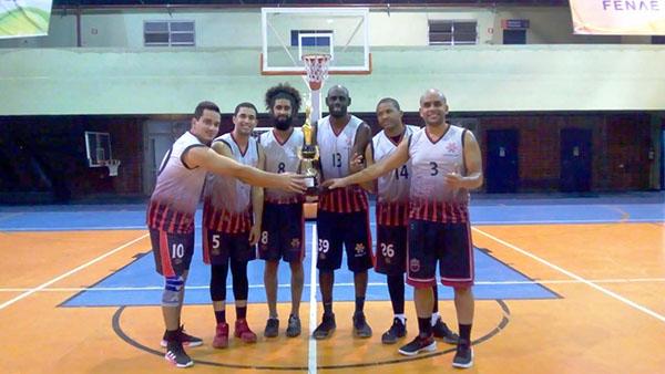 APCEF/SP é campeã em quadrangular de basquete