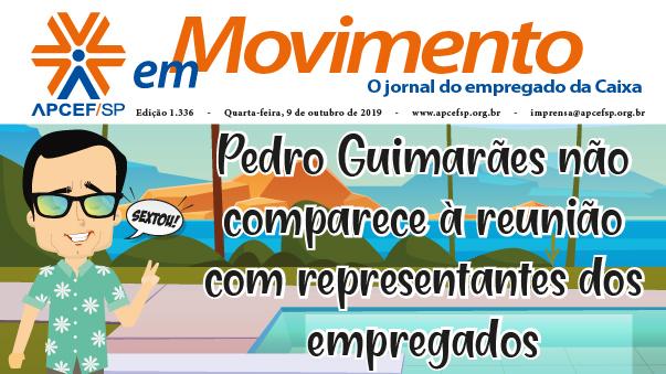 Confira a edição n. 1.337 do jornal APCEF em Movimento