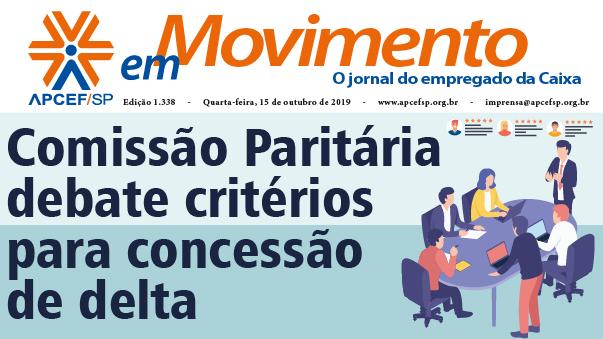 Confira a edição n. 1.338 do jornal APCEF em Movimento