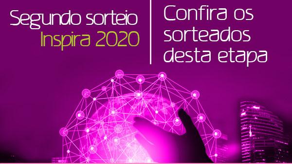 Inspira Fenae 2020: sorteados mais 194 participantes