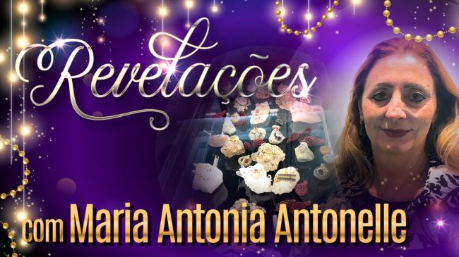 Série Revelações: Maria Antonia Antonelle