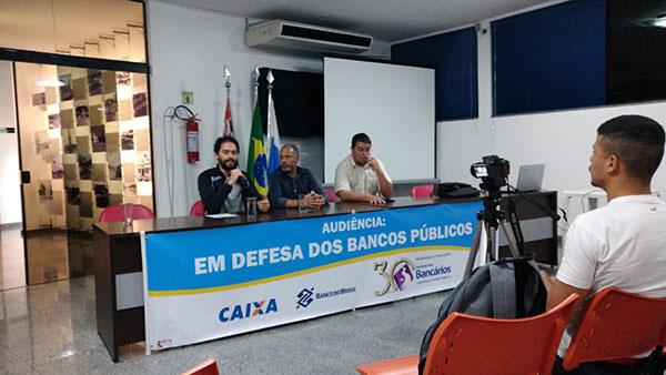 Nesta quinta-feira (10) tem Audiência Pública em Ferraz de Vasconcelos