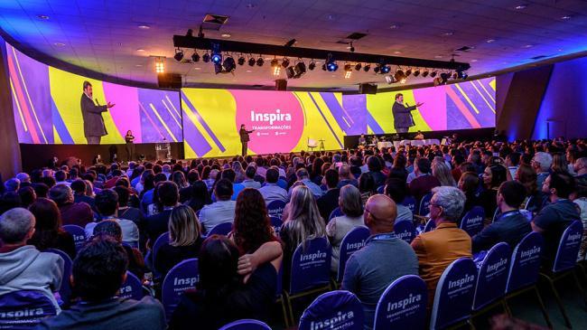 Inspira Fenae: maior evento tecnológico e criativo. Participe