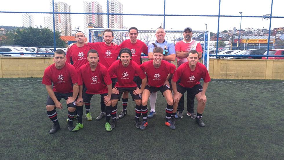 Equipe da APCEF/SP encerra participação em Torneio