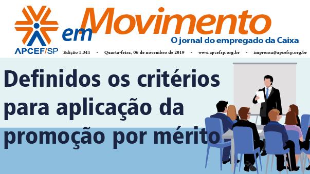 Confira a edição n. 1.341 do jornal APCEF em Movimento