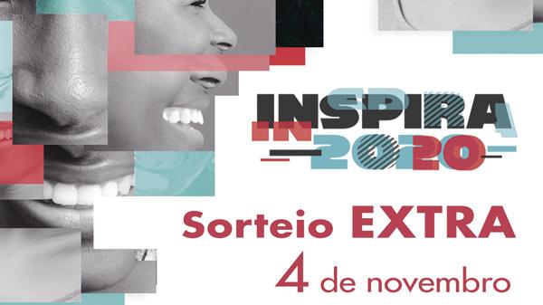 Sorteio extra levará mais 61 associados ao Inspira