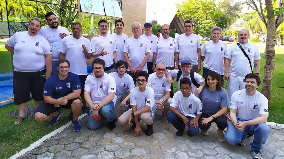 Equipe de xadrez da APCEF/SP participa de Copa Franco Montoro, no clube