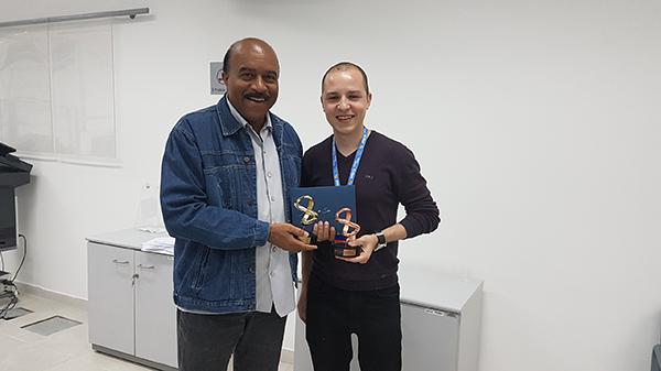 Associado da APCEF/SP é 3º colocado no Talentos Fenae 2019