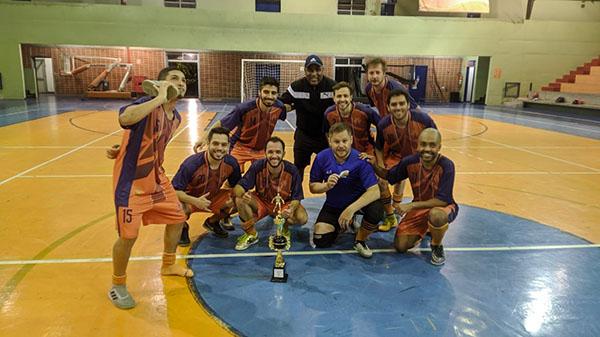 Atividades de futsal de 2019 encerram com jogos no clube