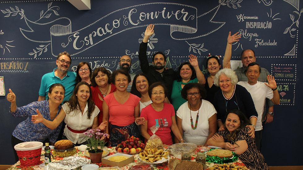 APCEF/SP inova com aulas de inglês para os associados