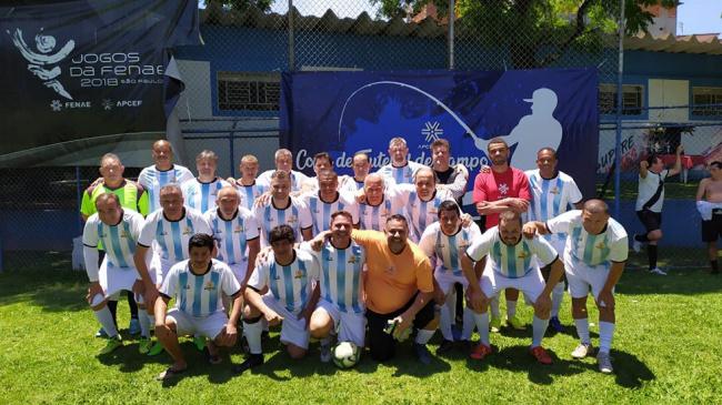 Copa de futebol Velho Juca tem campeão invicto
