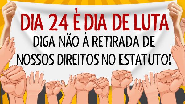 Dia Nacional do Aposentado será marcado por atos em defesa da Funcef