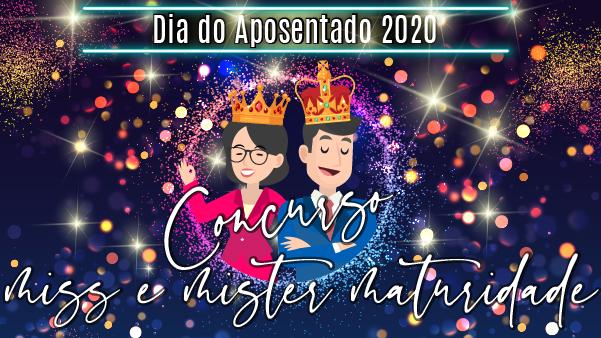 Inscreva-se para o Concurso Miss e Mister Maturidade