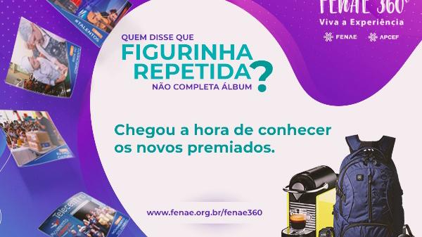 Campanha de associação Fenae 360º: resultado do 13º sorteio está no ar