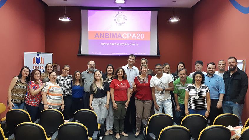 APCEF/SP e Fenae promovem curso de CPA-20 na Baixada