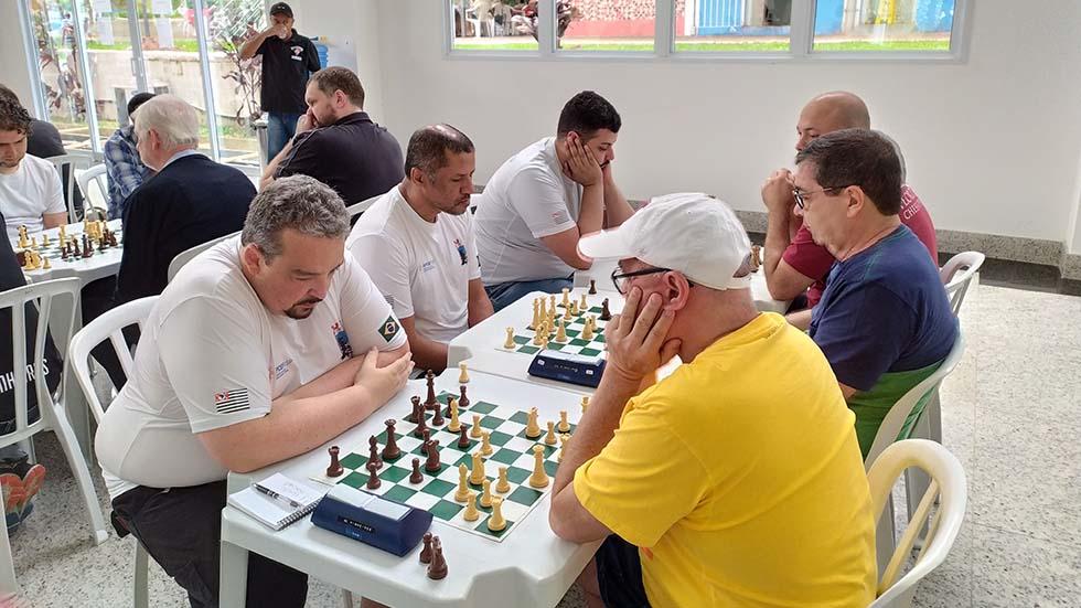 Equipe de Xadrez prepara-se para Jogos da Fenae 2020