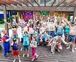 Carnaval nas Colônias