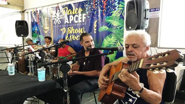 Palco APCEF abre a programação de Carnaval em São Paulo