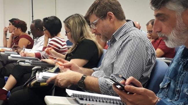 APCEF/SP e Fenae promovem curso de CPA-20 na região da Sé
