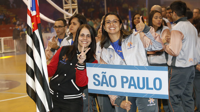 Faça parte da delegação de São Paulo para os Jogos da Fenae