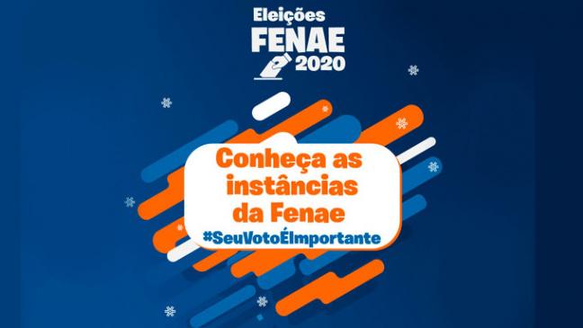 Fenae: conheça mais sobre a entidade e vote consciente nos dias 17 e 18