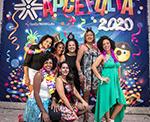 Carnaval no Clube da Capital