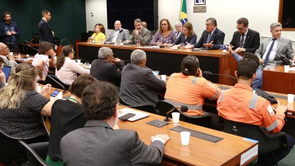 Plenária na Câmara Federal discute ações para defender as empresas e serviço público