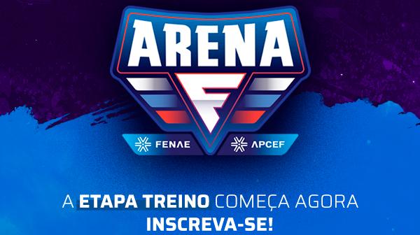 Fenae e APCEFs lançam o primeiro campeonato de jogos eletrônicos