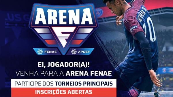 Arena Fenae: corra! as inscrições terminam hoje, dia 4