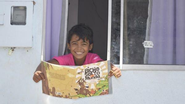 Eu Faço Cultura: projeto incentiva intensificação da leitura durante o isolamento social
