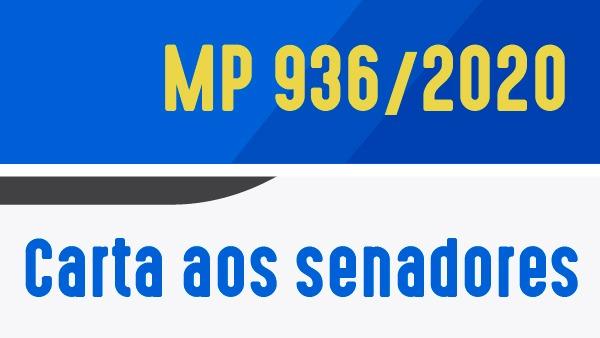 APCEF/SP envia requerimento aos senadores de SP solicitando supressão de item da MP 936