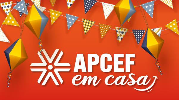 Tem Festa Junina virtual na APCEF/SP. Participe e concorra a prêmios!