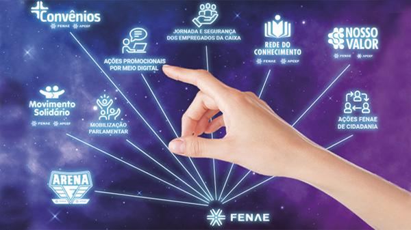 Atividades do universo Fenae/Apcefs passam por adaptações