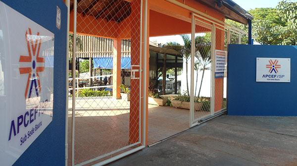 Clube da APCEF/SP em Bauru está em manutenção elétrica