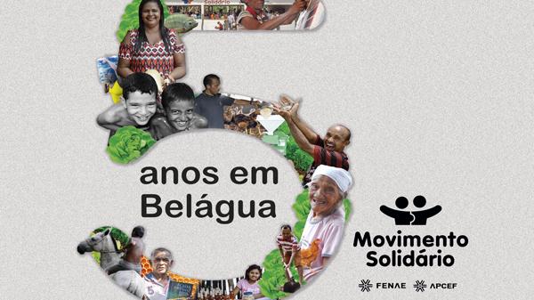 Movimento Solidário em Belágua: cinco anos de transformações